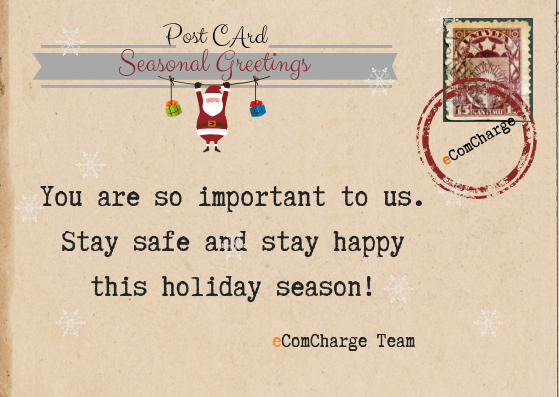 eComCharge greetings