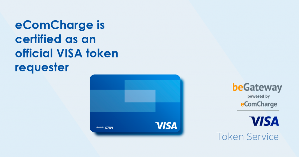 eComCharge VISA token requester
